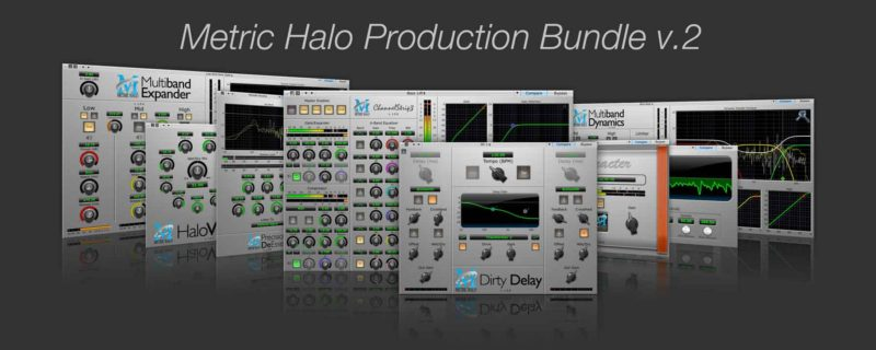 Metric Halo Production Bundle