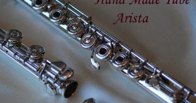 Arista Flute Handmade Tube