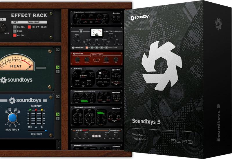 SoundToys plug-ins