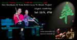 A-NO-NE Christmas at Lilypad Tue 11/8, 5PM