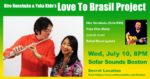 Love To Brasil at Sofar Boston 2019-07-10